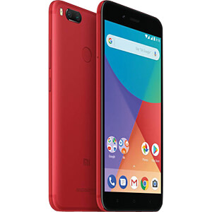Mi A1 64GB Android One special edition red XIAOMI 821000700010-B-1