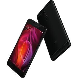 Redmi Note 4 64GB Android 6.0 schwarz XIAOMI 820077400010-A