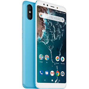 Mi A2 64GB Android One, blau EU XIAOMI 821013600010-A-3