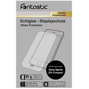 Schutzglas 1 Stück für Sony Xperia Z3+ FONTASTIC 060991