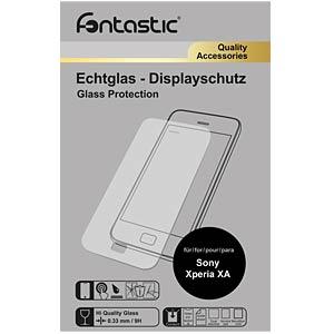 Schutzglas, 1 Stück, für Sony Xperia XA FONTASTIC 061141