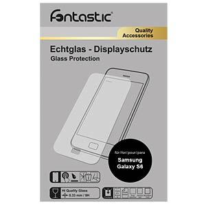 Schutzglas, 1 Stück, für Samsung Galaxy S6 FONTASTIC 183645