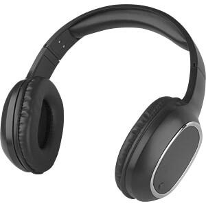 Headset, On-Ear, Bluetooth®, schwarz FONTASTIC 253355
