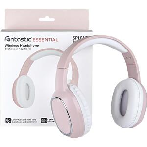 Headset, On-Ear, Bluetooth®, rosa FONTASTIC 253478