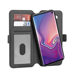 Neo Wallet Tasche für Samsung Galaxy S10 E 3SIXT 39591