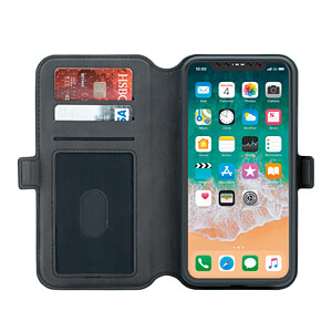 Neo Wallet 2-in-1 Case for iPhone 6.5 (2018 3SIXT 45707