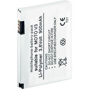 HCP M5-LIP - 650mAh LiPol für Motorola V3 Razr