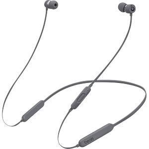 Kopfhörer, In-Ear, BeatsX, Bluetooth, grau BEATS ELECTRONICS MNLV2ZM/A