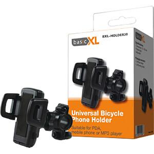 Fietshouder, universeel, voor smartphone BASICXL BXL-HOLDER30
