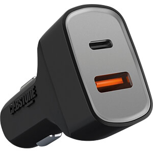 Quick Charge™ USB Typ C Auto-Schnellladegerät CABSTONE 45208