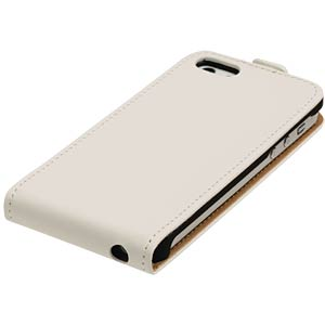 Flip-Case iPhone 6 Plus weiß KÖNIG CSFCIPH655WH