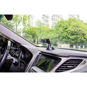 Universal smartphone car holder KÖNIG CSSPCH100