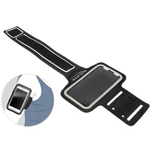 Sports armband for smartphones, black DELOCK 20392