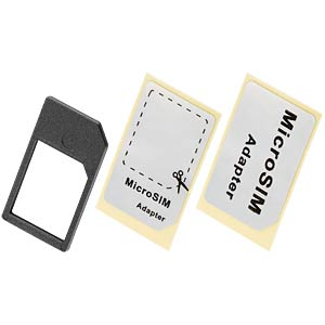 SIM card adapter GOOBAY 42944