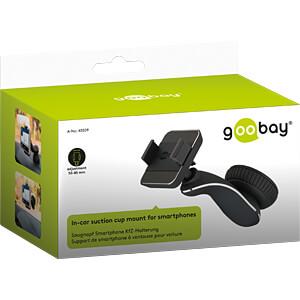 Saugnapf Smartphone KfZ-Halterung GOOBAY 45509