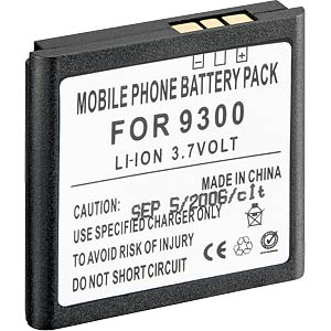 1000mAh Li-ion for Nokia 9300/3250 FREI