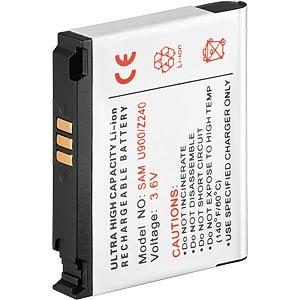 750mAh Li-Ion f. SAMSUNG U800, U900 FREI