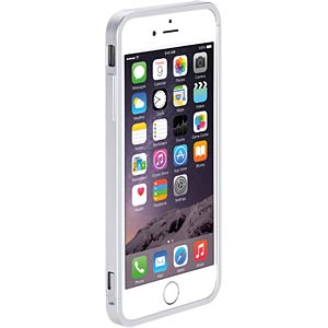 Aluminium-Hülle für iPhone 6 Plus, silber JUST MOBILE AF-269SI