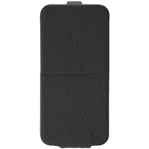 Rotating leather stand case for iPhone 6, black JUST MOBILE RC-168BK