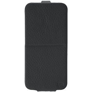 Leder-Hülle mit Flip-Funktion für iPhone 6, schwarz JUST MOBILE RC-168BK