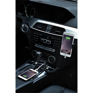 Smartphone car mount JUST MOBILE ST-169D
