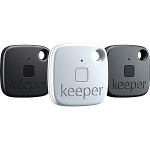 Gigaset Keeper, 2x schwarz, 1x weiß GIGASET COMMUNICATIONS S30852-H2755-R111