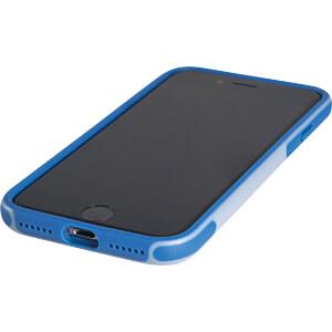 Sporty Case, Schutzhülle für iPhone 7, blau KMP PRINTTECHNIK AG 1416630505