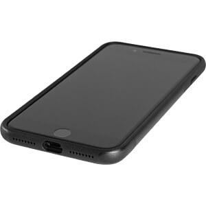 Sporty Case, beschermhoes voor iPhone 7 plus, zwart KMP PRINTTECHNIK AG 1416640501
