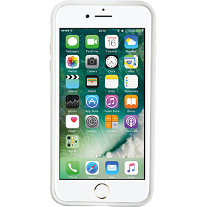 Sporty Case - beschermhoes voor iPhone 7 Plus, wit KMP PRINTTECHNIK AG 1416640502