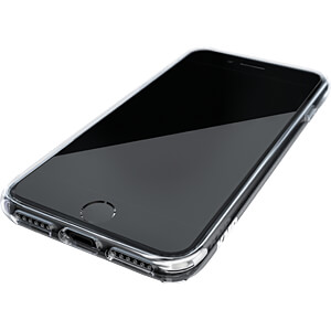 Clear Case, beschermhoes voor iPhone 8, transparant KMP PRINTTECHNIK AG 1417650300