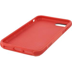 Sporty Case, Schutzhülle für iPhone 8, rot KMP PRINTTECHNIK AG 1417650506