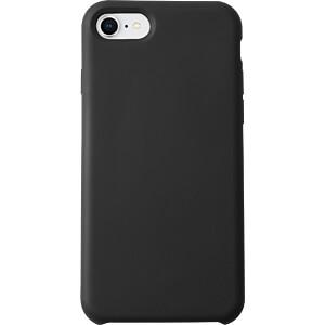Silikon Case, Schutzhülle für iPhone 8, schwarz KMP PRINTTECHNIK AG 1417650701