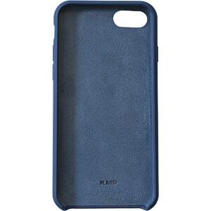 Silikon Case, Schutzhülle für iPhone 8, blau KMP PRINTTECHNIK AG 1417650705