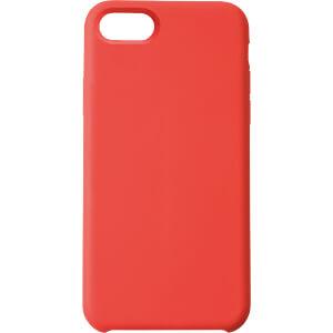 Silikon Case, Schutzhülle für iPhone 8, rot KMP PRINTTECHNIK AG 1417650706