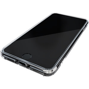 Clear Case, Schutzhülle für iPhone 8 Plus, transparent KMP PRINTTECHNIK AG 1417660300