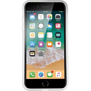 Sporty Case, beschermhoes voor iPhone 8 plus, transparant KMP PRINTTECHNIK AG 1417660500
