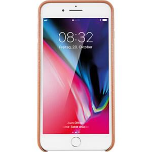 Leder Case, Echtleder Schutzhülle für iPhone 8 Plus, braun KMP PRINTTECHNIK AG 1417660620