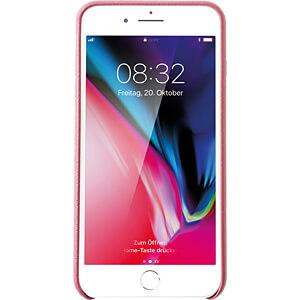 Leder Case, Echtleder Schutzhülle für iPhone 8 Plus, rot KMP PRINTTECHNIK AG 1417660622