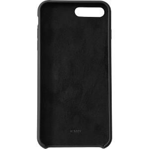 Silikon Case, Schutzhülle für iPhone 8 Plus, schwarz KMP PRINTTECHNIK AG 1417660701