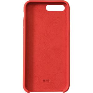 Silikon Case, Schutzhülle für iPhone 8 Plus, rot KMP PRINTTECHNIK AG 1417660706