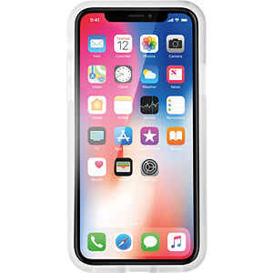 Sporty Case, protective case for iPhone X, transparent KMP PRINTTECHNIK AG 1417670500