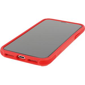 Sporty Case, Schutzhülle für iPhone X, rot KMP PRINTTECHNIK AG 1417670506
