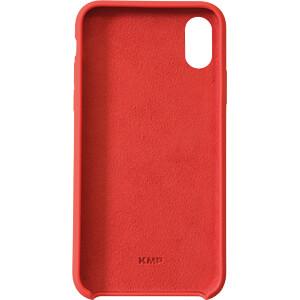 Silikon Case, Schutzhülle für iPhone X, rot KMP PRINTTECHNIK AG 1417670706