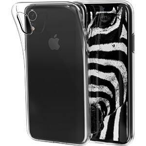 Crystal TPU Case für Apple iPhone XR (6.1) Transparent KWMOBILE 45919.03