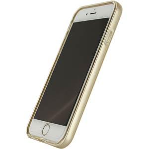 Gelhoesje Apple iPhone 6 / 6s goud MOBILIZE 22284