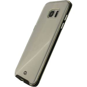 Gelhoesje Samsung Galaxy S7 Edge zwart MOBILIZE 22544