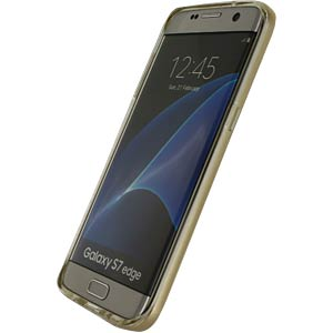 Gelhülle, Samsung Galaxy S7, Edge Gold MOBILIZE 22546