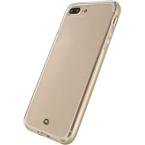 Gelhoesje Apple iPhone 7 Plus goud MOBILIZE 22727