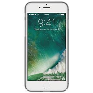 selbstreparierende Hülle, iPhone 7, matt schwarz JUST MOBILE PC-178MB
