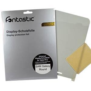 Schutzfolie 2 Stück für Samsung Galaxy Round FONTASTIC SFSAGAROU01